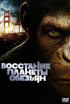 Восстание планеты обезьян (2011) Скачать торрент