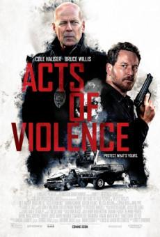 Акты насилия (2018) Скачать торрент